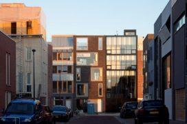Woonhuis op IJburg door Inbo