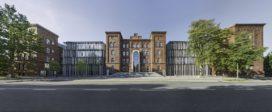 Hoofdgebouw Technische Universiteit Hamburg-Harburg