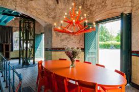 Piet Hein Eek bouwt hotelsuite in Leidinghuis