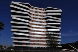 Appartemententoren in Nijmegen