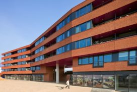 Appartementencomplex Lavendel in Cuijk