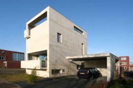 Huis Meijer in Almelo door Van der Jeugd Architecten