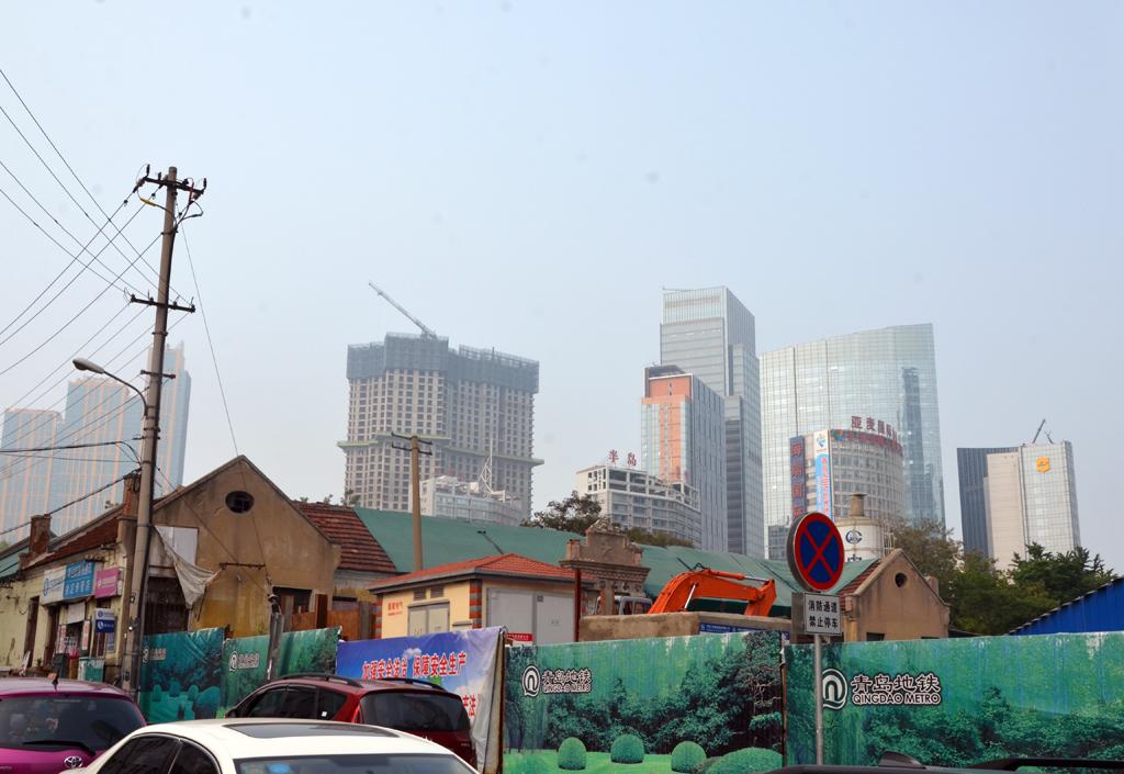 Nieuwe regels Chinees bouwen - Opinie Joost van den Hoek
