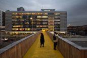 Rotterdam wil nieuwe woonwijk boven treinsporen