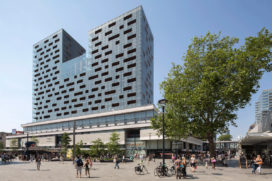 Nominatie ARC13 Architectuur – De Karel Doorman Rotterdam