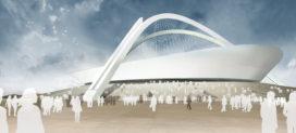 gmp ontwerpt Nationaal Stadion in Libië