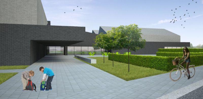 Sportcentrum De Pluimen in Diksmuide