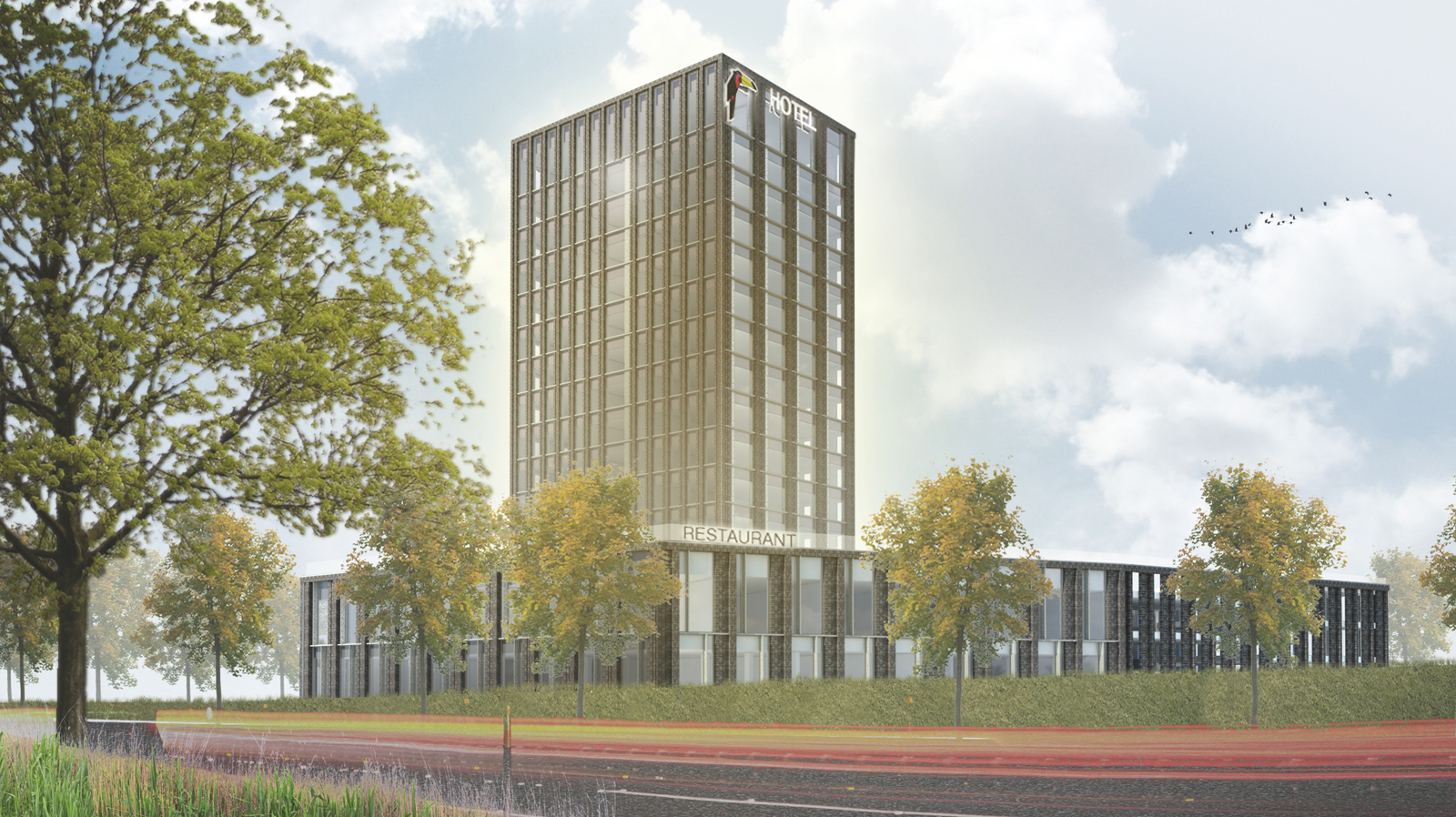 Wiegerinck _ Hotel van der Valk - Nijmegen