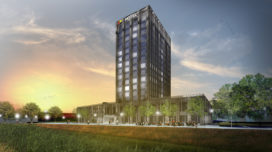 Bouw Van der Valk Hotel Nijmegen-Lent gestart