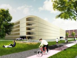 Parkeergarage Amphia Ziekenhuis