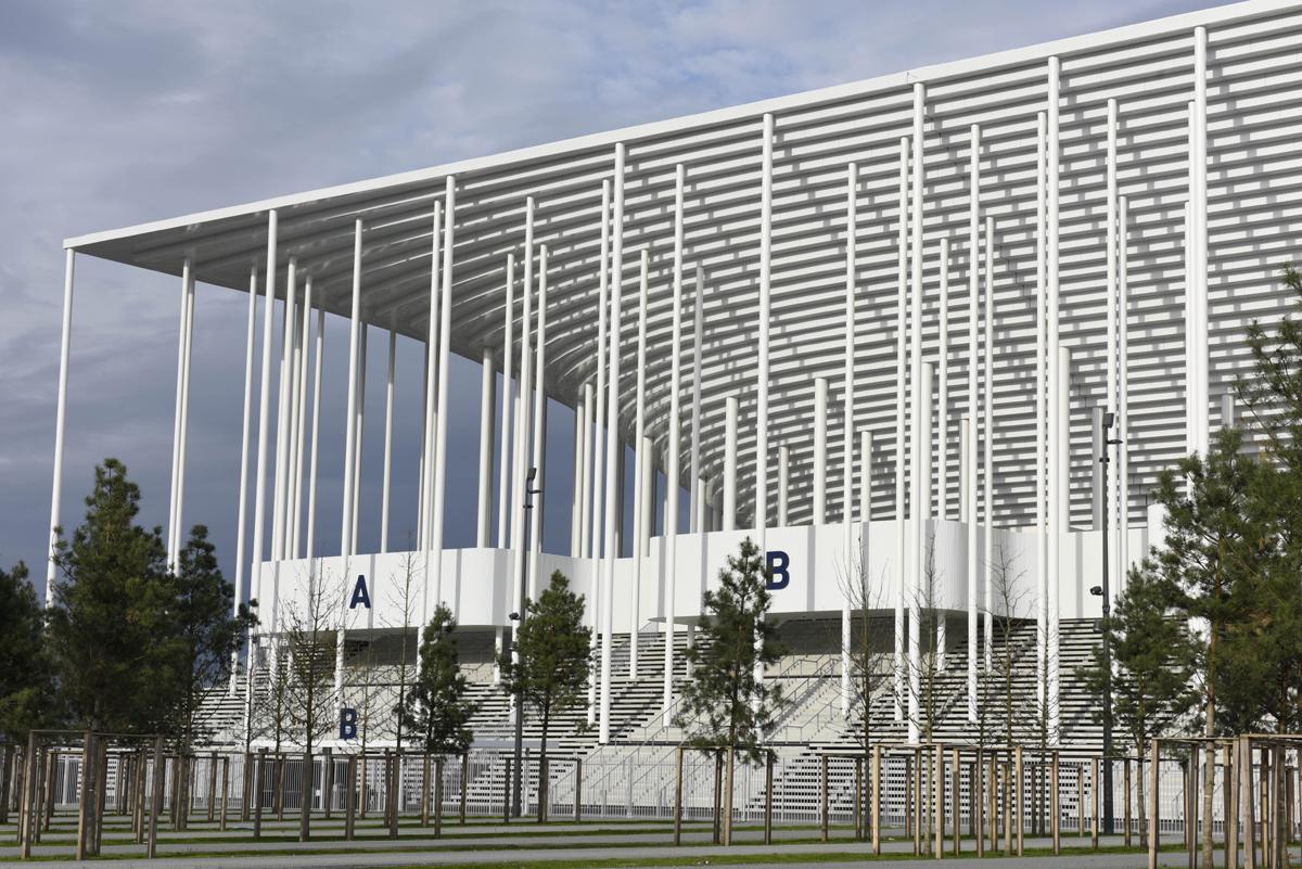 Stade de Bordeaux Herzog & de Meuron