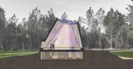 Architecten|en|en ontwerpt voor natuurbegraafplaats 'de Utrecht'
