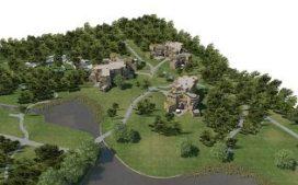 Nieuwe zorggebouwen Bos, Water en Weide in Westerhonk