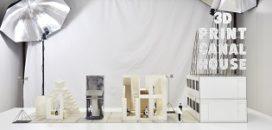 Publiek financiert 3D Print Canal House