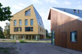 De Passerel in Apeldoorn door Johan De Wachter Architecten