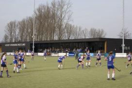 Clubhuis Hockey Vereniging Westland door HET architectenbureau
