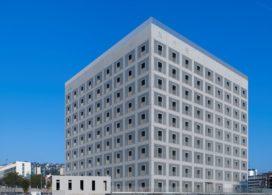 Stadsbibliotheek in Stuttgart (D)