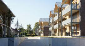 Medisch Centrum en appartementen te Groesbeek