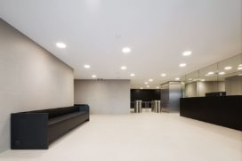 Kantoor Belgacom in Brussel