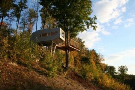 Cliff Treehouse