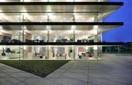 Kantoor Sigmax in Enschede door architectenbureau Paul de Ruiter
