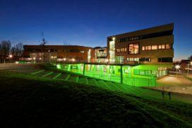 Schoolgebouw in Culemborg door Van den Berg Kruisheer Elffers