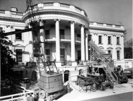 Renovatie Het Witte Huis