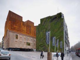 CaixaForum in Madrid, door Herzog en de Meuron