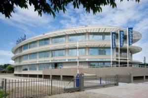 Nieuwbouw hoofdkantoor Rabobank Westland op Leehove, De Lier