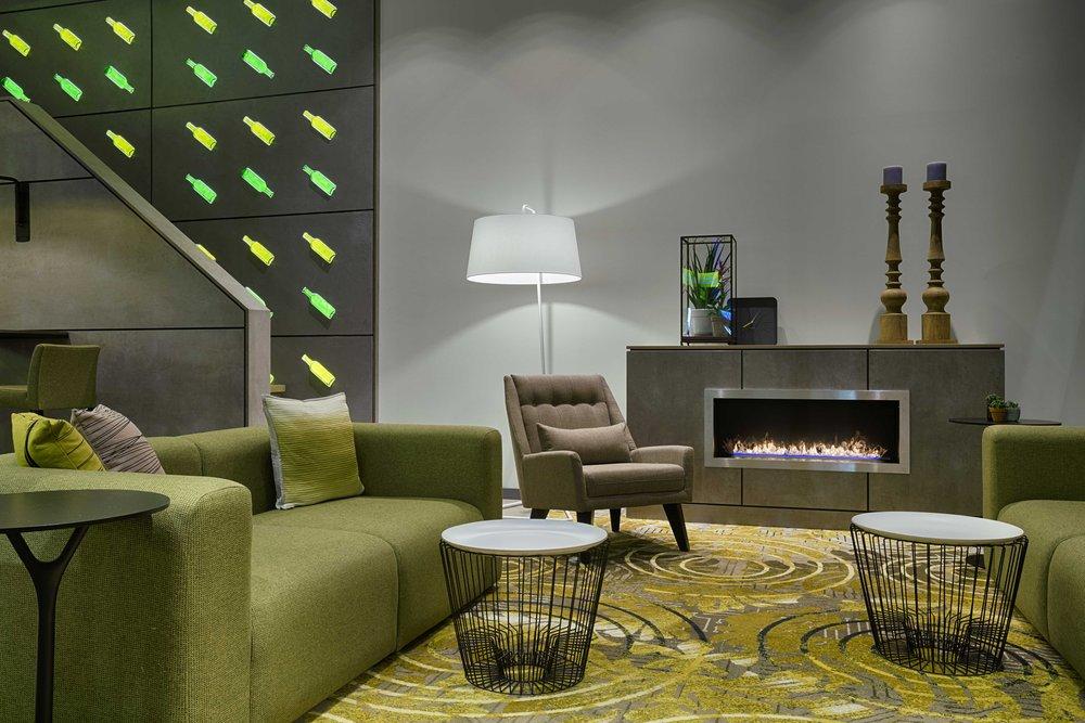 Gevoel Voor Interieur : Interieur voor long stay hotel op de zuidas door d dock de architect