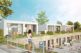 De Kleine Zavel in Erdegem door 2DVW Architecten