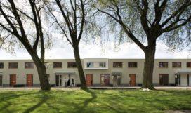 Herstructurering woningen Landsherenkwartier Deventer door opZoom architecten