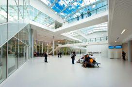 Haagse Hogeschool in Delft door Syb van Breda