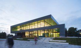 Topsportcentrum De Koog – MoederscheimMoonen Architects