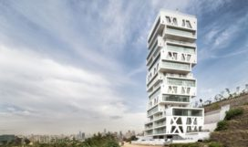 The Cube in Beiroet, Libanon, door Orange Architects