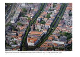Herbestemming van het Legermuseum in Delft