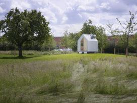 Renzo Piano ontwerpt minihuis