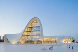 Blog – Zaha Hadid: het plezier van architectuur