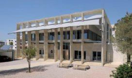Oplevering Nederlandse Ambassade in Amman (Jordanië)