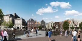 Bouwstart transformatie Aalmarkt/Catharinasteeg Leiden