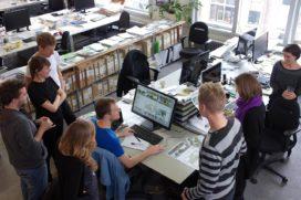 Jonge Maaskantprijs naar LOLA landscape architects