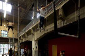 Circus tijdelijk in Fenixloodsen