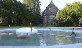 Carve vernieuwt pierebad Aldo van Eyck in Oosterpark