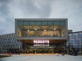 Aeroville in Roissy-en-France (F)