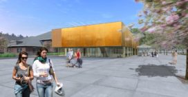 Ontwerp Campus Internationale School Eindhoven goedgekeurd