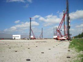 Nieuwbouw Fase II Afrikahaven van start