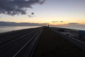 Werk aan Icoon Afsluitdijk start binnenkort