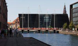 Cirkelbroen brug in Kopenhagen door Studio Olafur Eliasson