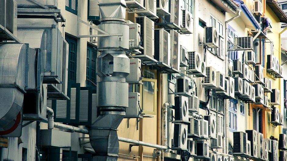 Koelen Met Zon En Een Zoutoplossing De Architect