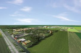 Airport Garden City van start